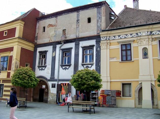 Kőszeg, Maďarsko 49 - 2.5.2015
