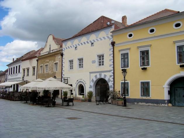Kőszeg, Maďarsko 53 - 2.5.2015