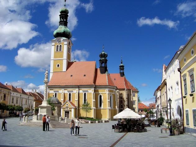 Kőszeg, Maďarsko 61 - 2.5.2015