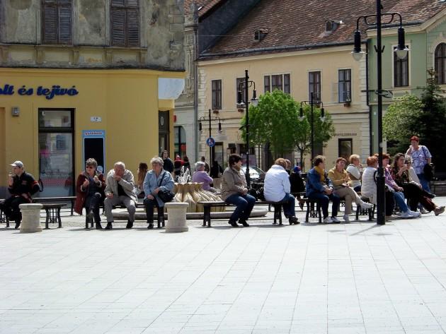 Kőszeg, Maďarsko 80 - 2.5.2015