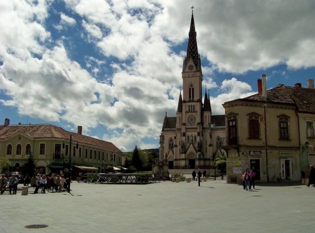 Kőszeg, Maďarsko 81 - 2.5.2015