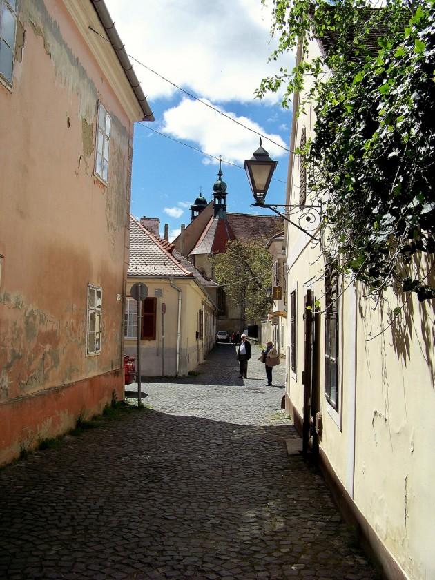 Kőszeg, Maďarsko 82 - 2.5.2015