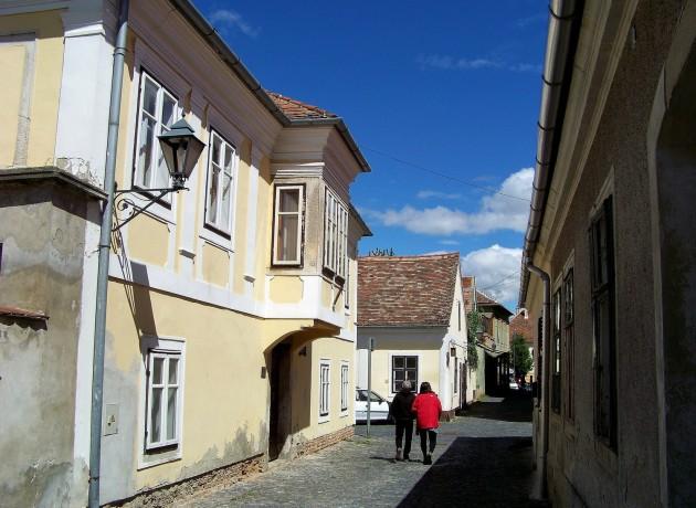 Kőszeg, Maďarsko 83 - 2.5.2015