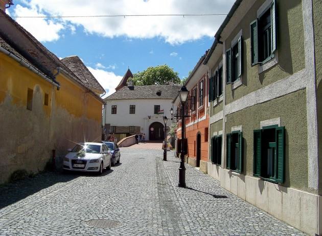 Kőszeg, Maďarsko 86 - 2.5.2015