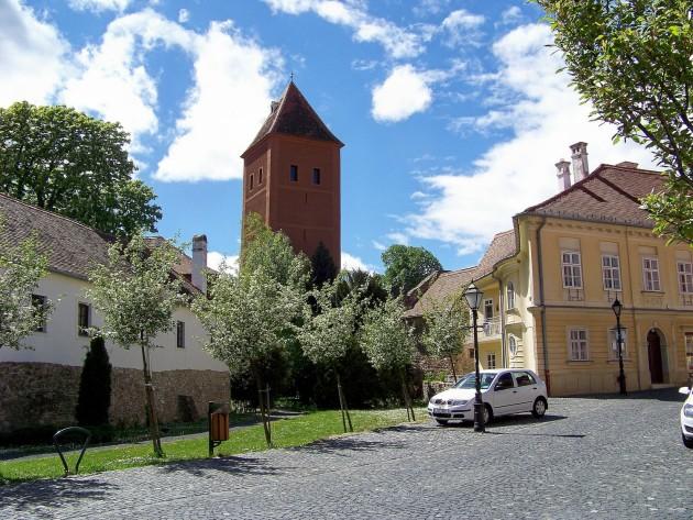 Kőszeg, Maďarsko 87 - 2.5.2015
