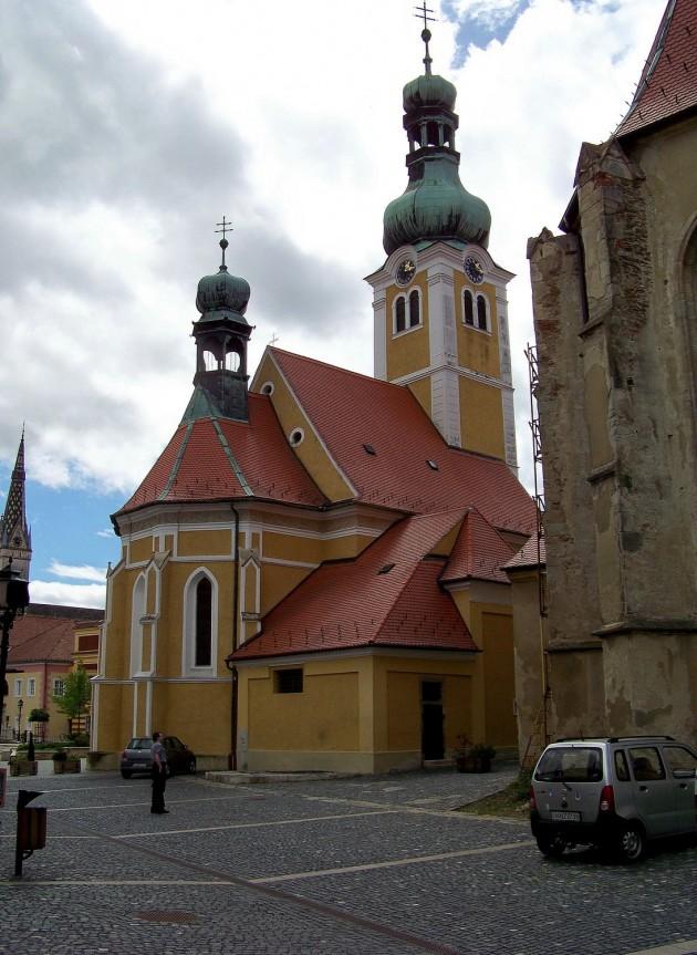 Kőszeg,(sv. Imrich) Maďarsko 37 - 2.5.2015