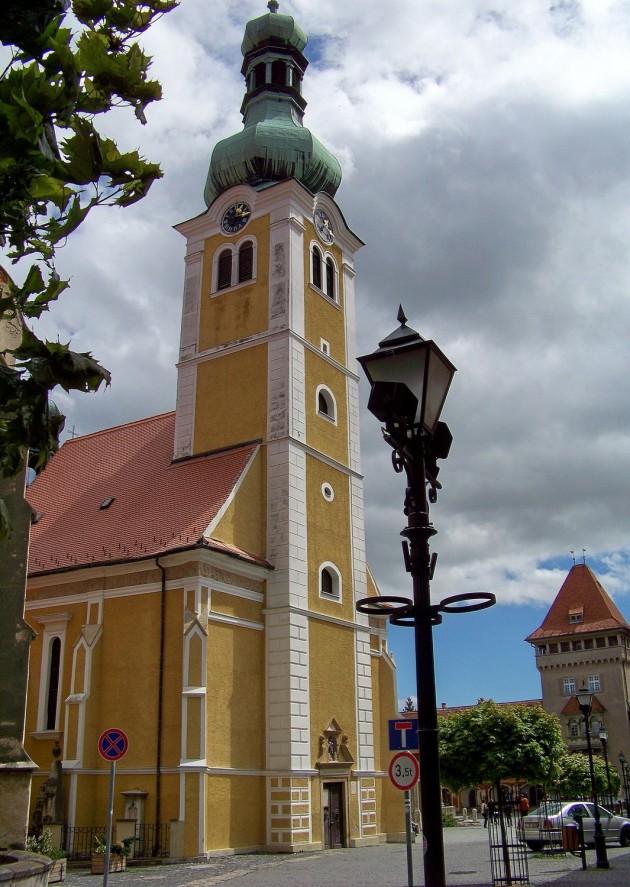 Kőszeg,(sv. Imrich) Maďarsko 39 - 2.5.2015