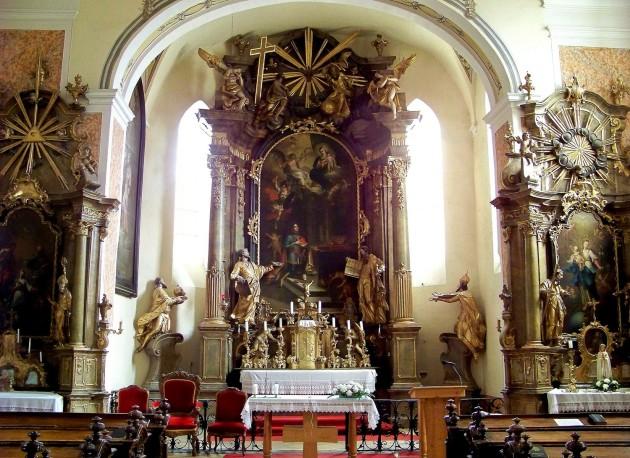 Kőszeg,(sv. Imrich) Maďarsko 43 - 2.5.2015