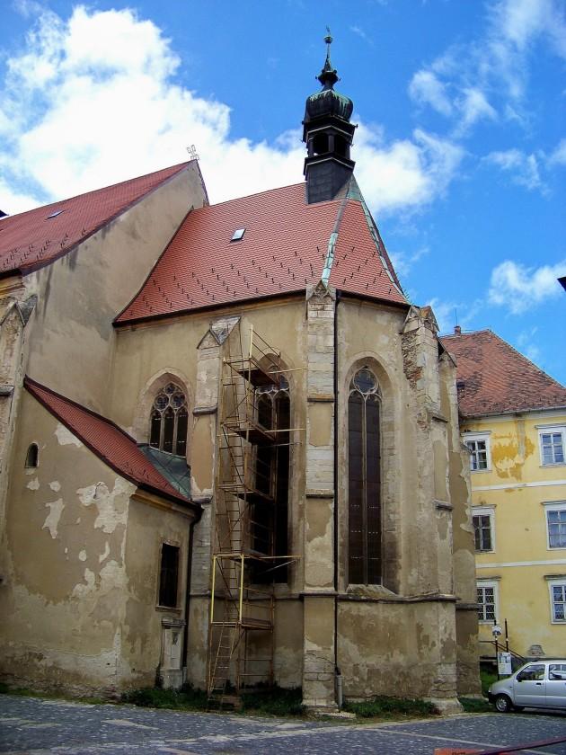 Kőszeg,(sv. Jakub) Maďarsko 34 - 2.5.2015
