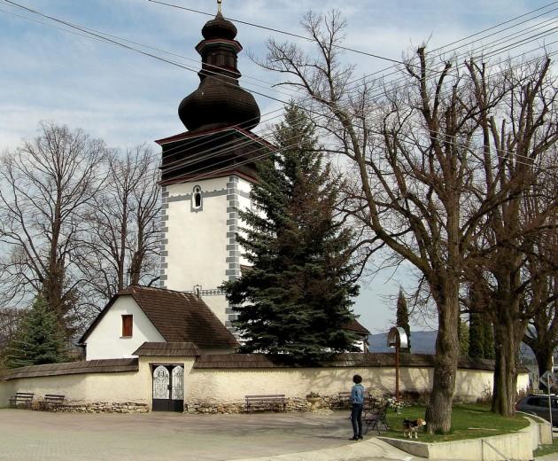 1 Poruba, kostol 1 - 11.4.2015