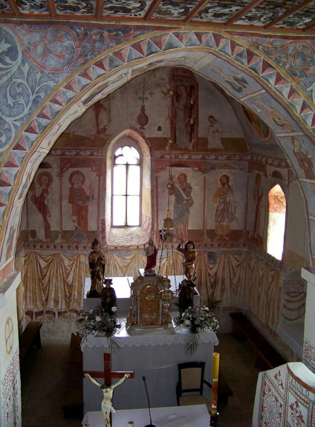 20 Poruba, kostol 28 - 11.4.2015