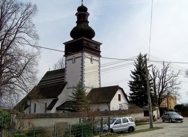 40 Poruba, kostol 50 - 11.4.2015
