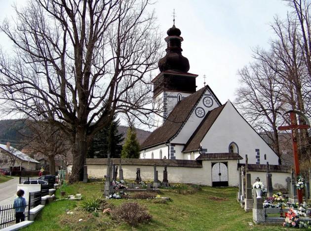 5 Poruba, kostol 5 - 11.4.2015