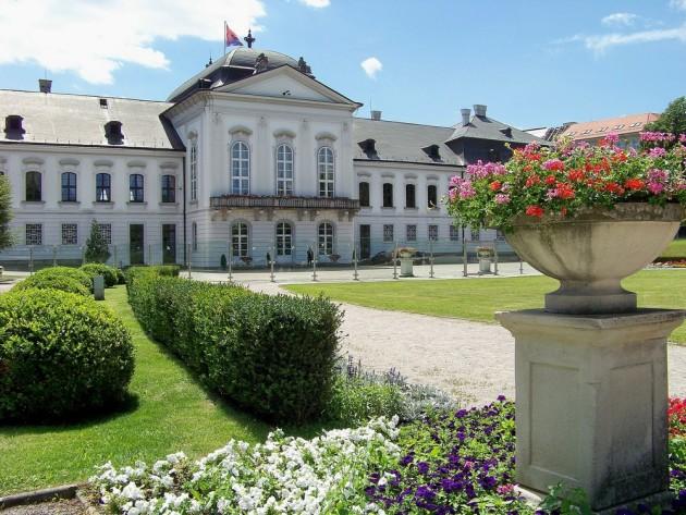 118 Grasalkovičov palác 5 - 5.7.2016