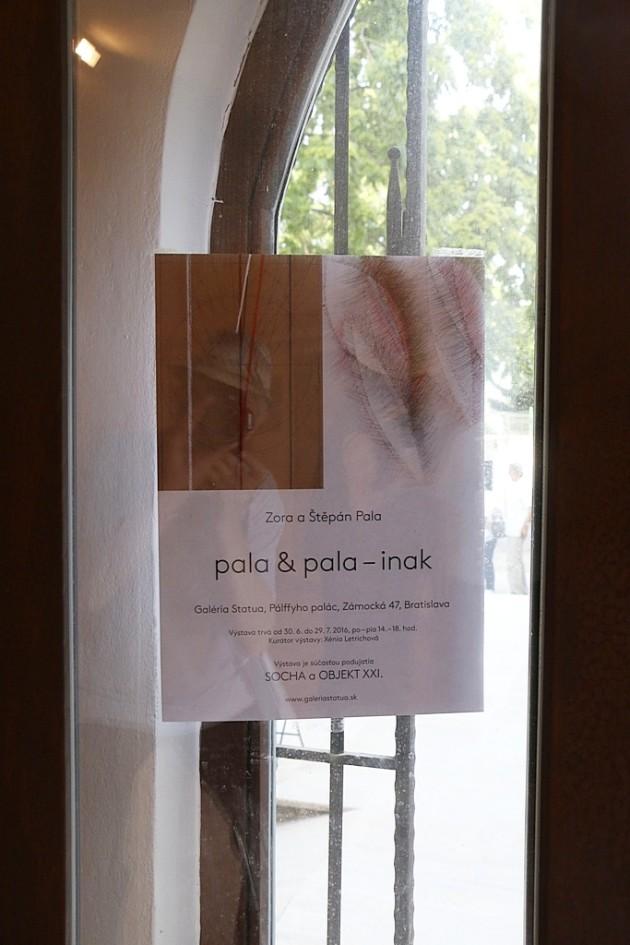 43 Pala a Pala - Inak, Gal. Statua