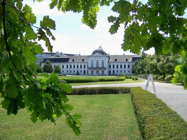 96 Grasalkovičov palác 1 - 5.7.2016