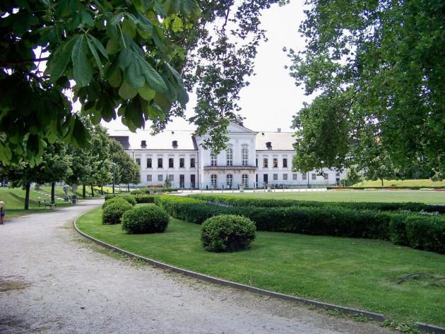 97 Grasalkovičov palác 2 - 5.7.2016